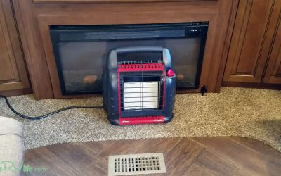 Mr Heater RV Propane Project