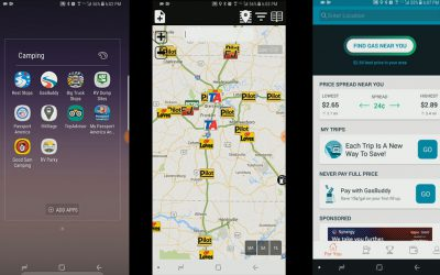 RV Apps – 6 Essential RV Apps for Travel
