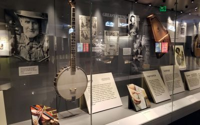Birthplace of Country Music Museum – Bristol VA