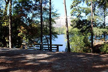 Stone Mountain Campground GA Gallery
