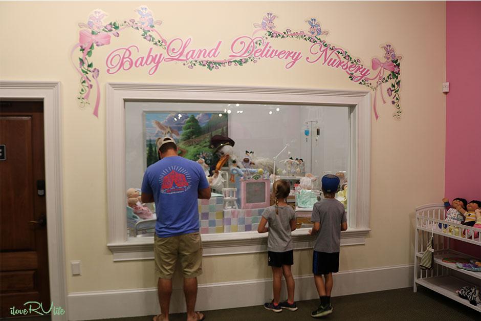 Babyland General Hospital Gallery