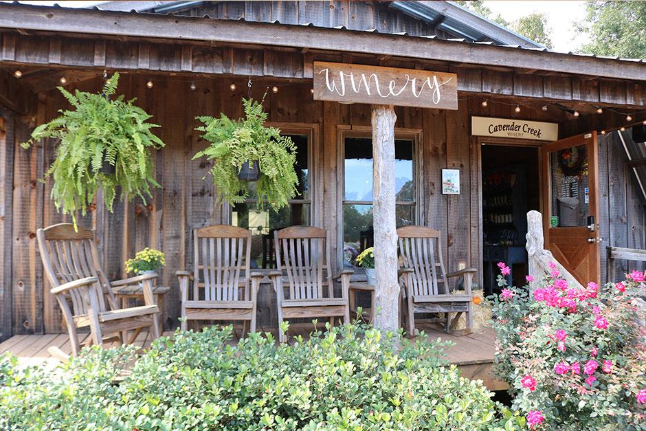 Cavendar Creek Vineyards Gallery