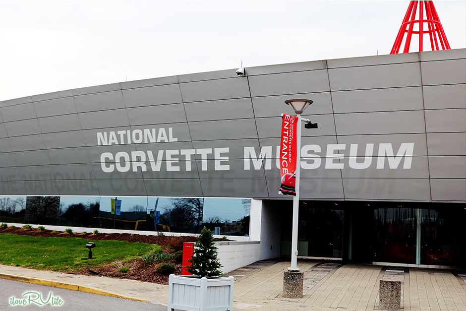National Corvette Museum Gallery