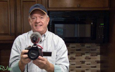 Vlogging Camera for RV Travel