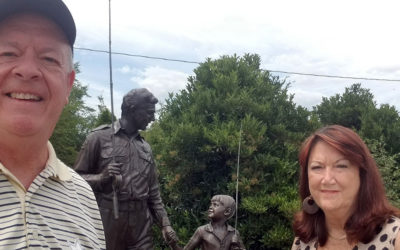 We Went To Mayberry – Mt Airy NC