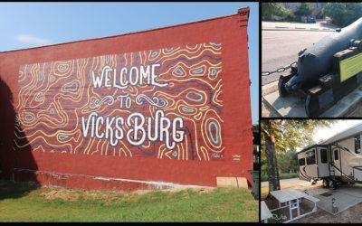 Ameristar Casino RV Park  – Vicksburg MS