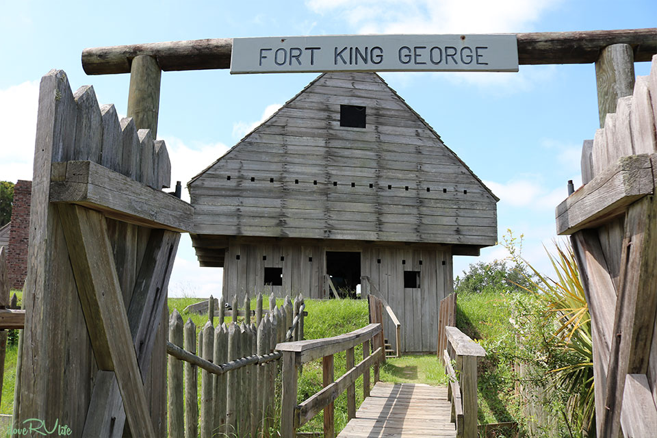 Fort King George Historic Site Gallery