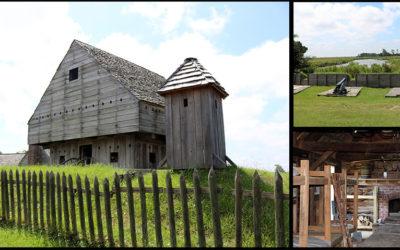 Fort King George Historic Site – Darien GA