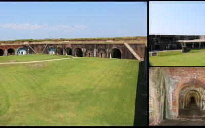Fort Morgan Alabama Historical Site