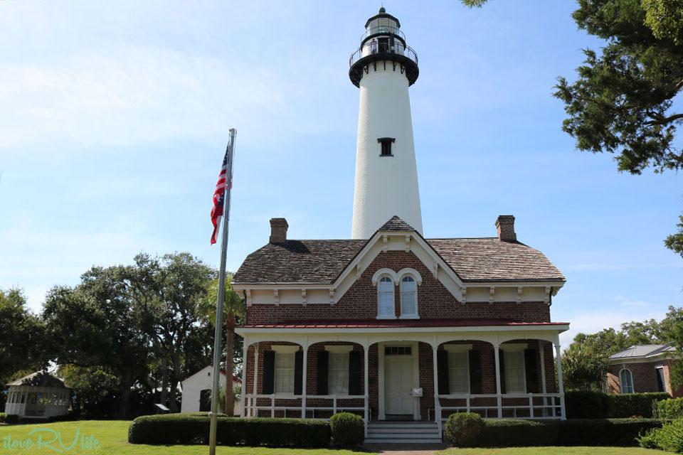 St Simons Lighthouse Gallery
