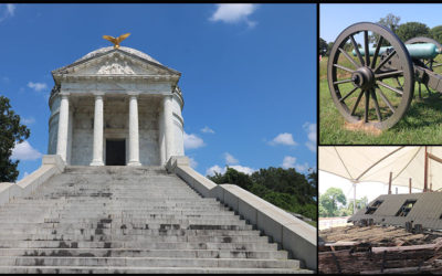 National Military Park Vicksburg