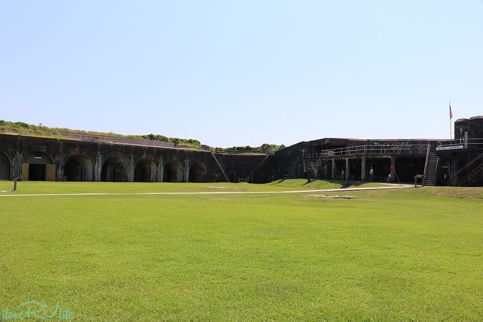 Fort Morgan Alabama Historical Site Gallery