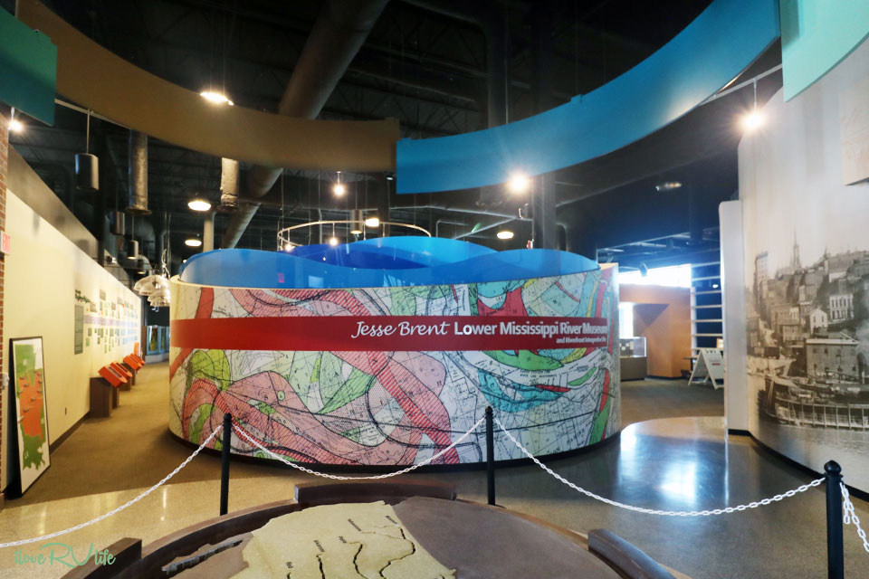 Lower Mississippi River Museum Vicksburg Gallery
