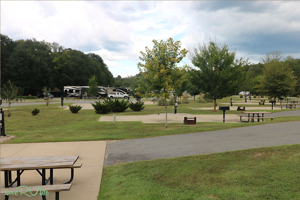 Catherine's Landing Campground – Hot Springs AR