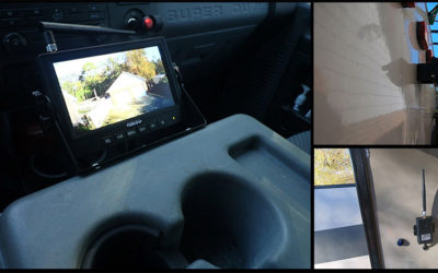 Haloview RD7 Backup Camera