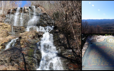 Amicalola Falls State Park – North Georgia Mountains