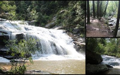 Panther Creek Falls Trail – Turnerville, GA