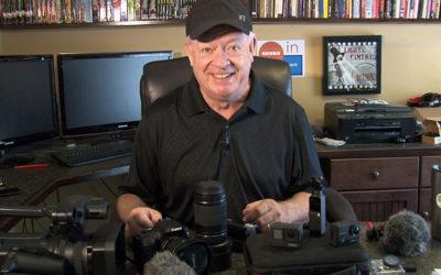 Vlogging Cameras for RV Travel