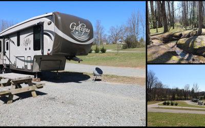 Byrds Branch Campground – Elkin NC