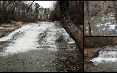 Hiking Carter Falls – Elkin NC
