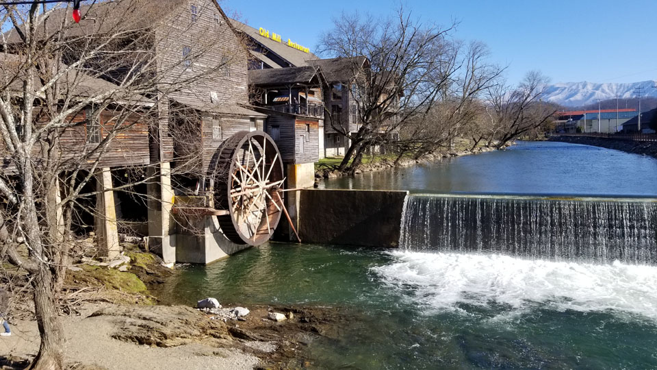 The Old Mill – Pigeon Forge TN Gallery