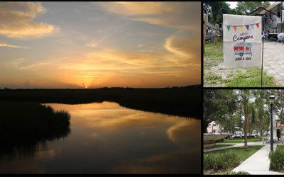 Chillin in St Augustine Beach FL – Part 1