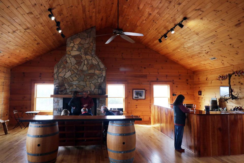 Dobbins Creek Vineyards – Elkin, NC Gallery