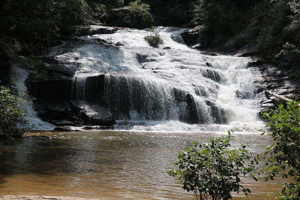 Panther Creek Falls Gallery – Turnerville, GA