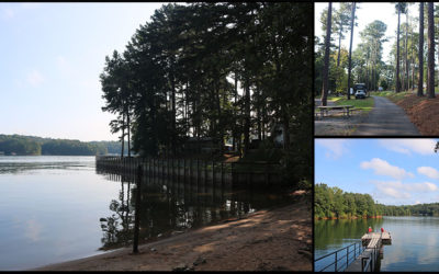 Tugaloo State Park Campground – Lavonia, GA