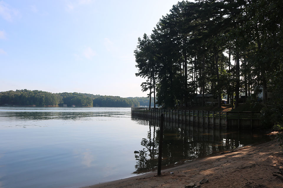 Tugaloo State Park Campground Gallery