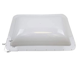 camper skylight