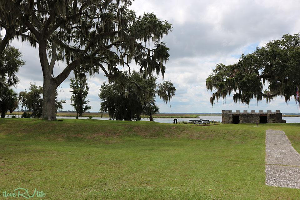 Fort Frederica – St Simons GA Gallery